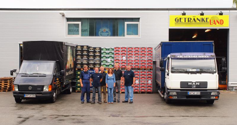 WBG Getraenke Service GmbH & Co.KG - Ihr Getraenke Fachmarkt auf ...